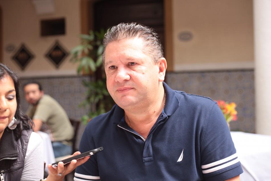 Marcha - Persiste la anarquía en transporte de Orizaba: Castelán Crivelli